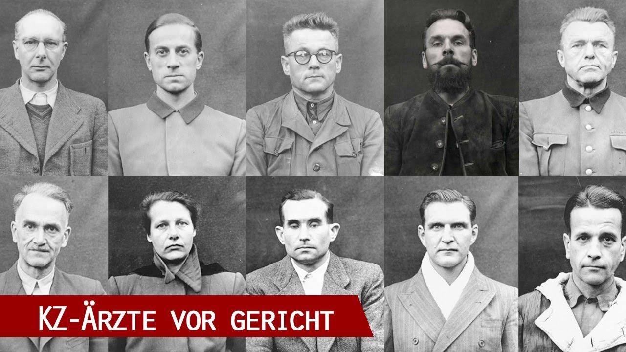 Der Ärzte-Prozess – Nürnberg 1946/47