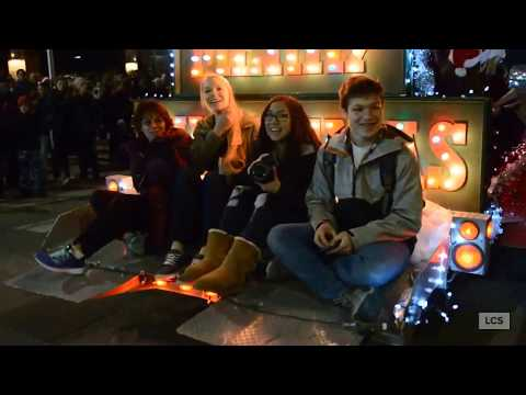 Longmont Christian School: Parade of Lights 2018