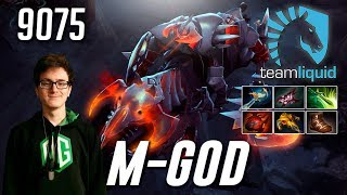 Miracle M-GOD Chaos Knight | 9075 MMR Dota 2