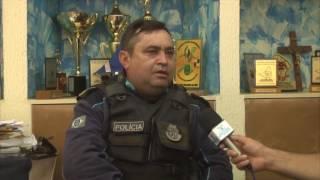 Coronel Queiroz Policia na prisão de elementos que tentaram invadir presidio de Jaguaruana