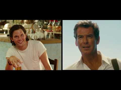 MAMMA MIA! 2 Here We Go Again 'Young Dads' Behind The Scenes Featurette