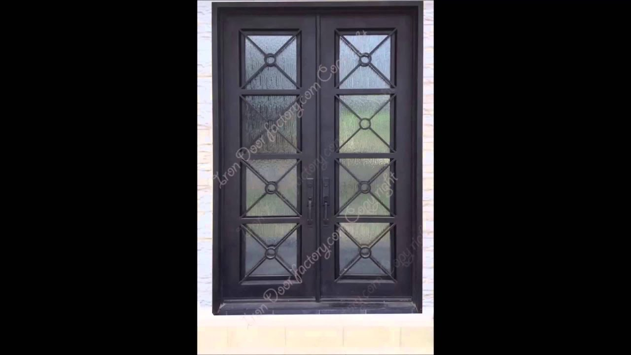 Exterior Iron Doors, Iron Banisters, Iron Balconies, Iron Gates ...