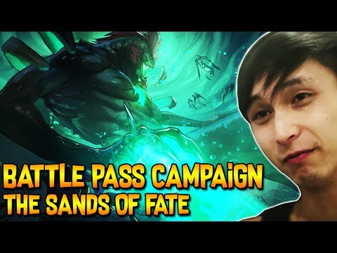 Battle Pass Campaign - Siltbreaker Act I (First Game)