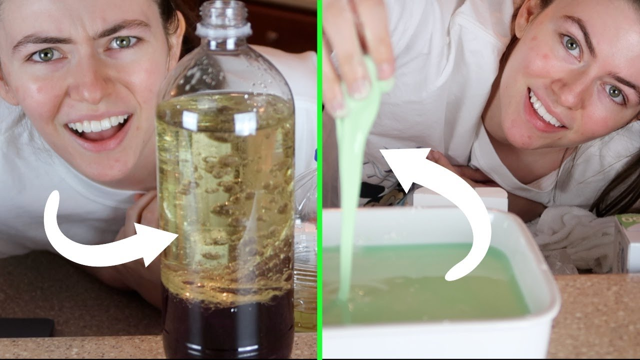 I Tried Kids Science Experiments for No Reason