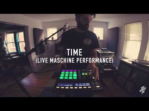 TIME - Live Maschine Performance