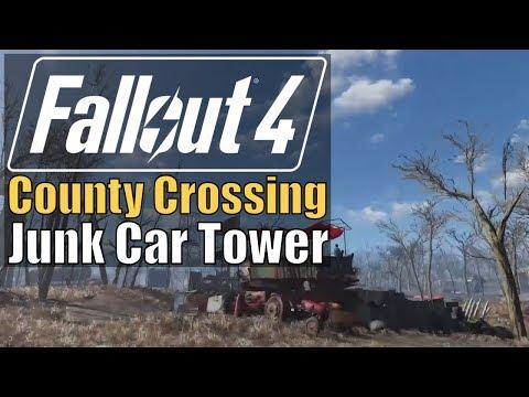 Fallout 4 - Junk Car Tower