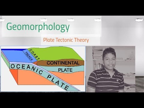 GEOGRAPHY : PLATE TECTONIC THEORY  for  UPSC,SSC, CDS,other exams .