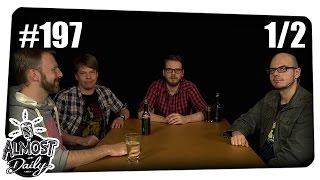 [1/2] Almost Daily #197 | Videospielbusiness mit Manuel Fritsch (Insert Moin) | 03.10.2015