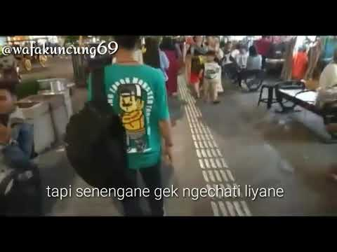 Story WA Bahasa Jawa Terbaru Gathel !!!