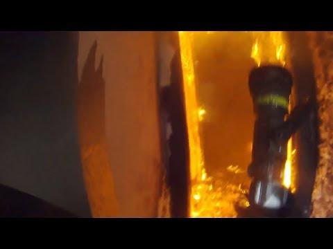 FireCam: Highland Park House Fire