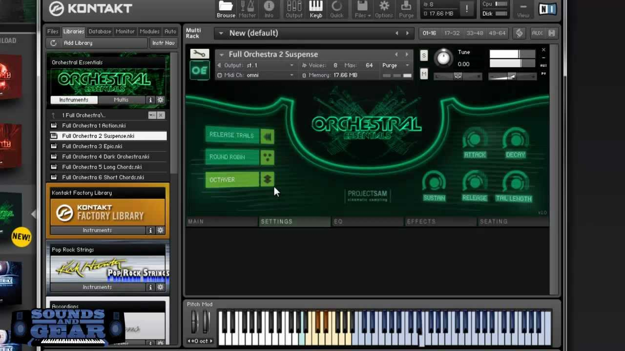 Projectsam orchestral essentials 2 (download) ps-oe2-h b&h photo.