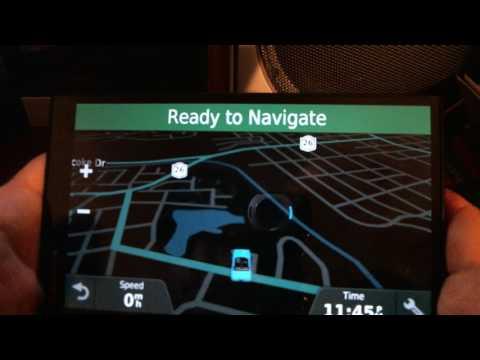 Garmin Smart Drive 61 HIDDEN MENUS