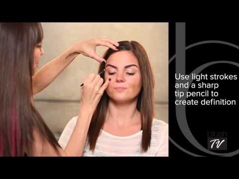 The BrowGal : How To Shape Your Brows