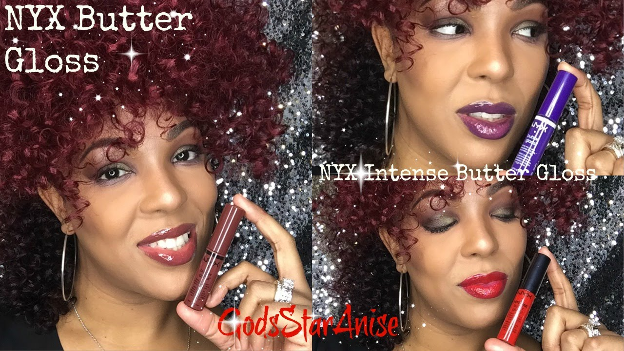 Nyx Butter Gloss Devil S Food Cake
