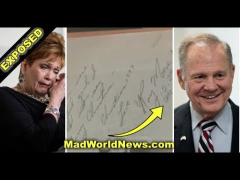 "LAWYER CLAIMS PHOTO ""PROVES"" ROY MOORE'S GUILT VIEWERS SHOCKED WHEN THEY LOOK CLOSER!"