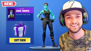 Fortnite Skin GIFTING!