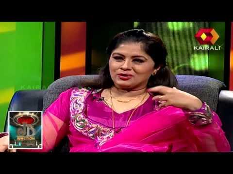 Sudha Chandran answers question from Asha Sharath