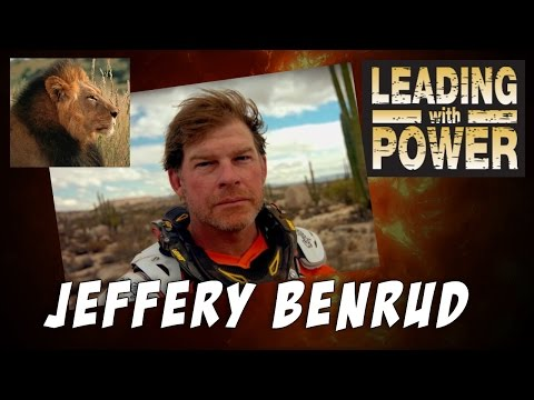 Jeffery Benrud - 700 Combat Missions - Baja 1000 - Leading With Power