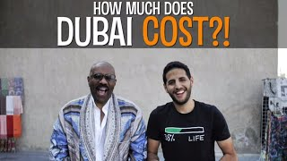 How Much Does Dubai Cost? | Steve Harvey