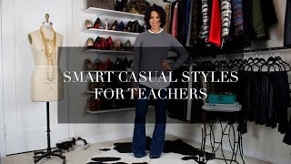 Smart Casual Styles For Teachers