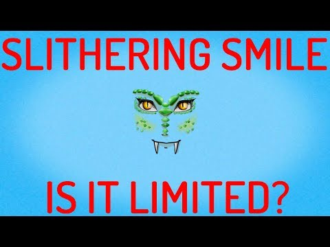 SLITHERING SMILE OUT! | ROBLOX PRESIDENTS DAY SALE 2019