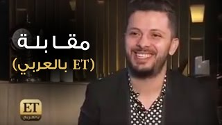 Hatim Ammor - Interview (ET Beil Arabi)   (بالعربي ET) حاتم عمور - مقابلة