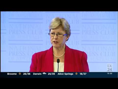 Why only the Greens can make the Senate work - Christine Milne