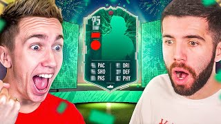 SHAPESHIFTERS TEAM 2 PACK CHALLENGE With Josh (FIFA 20 PACK OPENING)