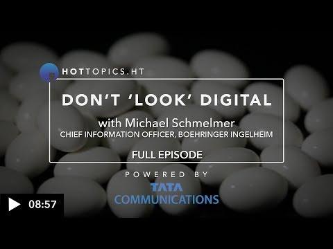 Boehringer Ingelheim CIO on the threat of digital disruption