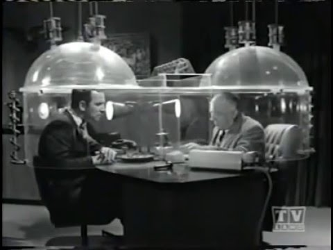 Get Smart   Cone of Silence from episode 1