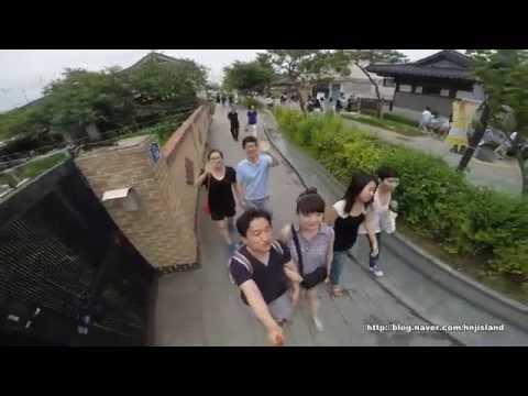 Yummy Travel with Gopro - Jeonju city, South Korea