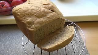 Пшенично - ржаной хлеб с солодом и травами . В хлебопечке KENWOOD BM 250. №101