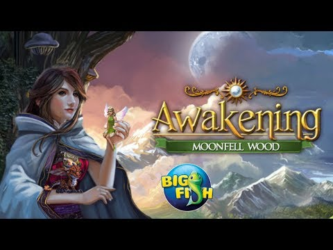 Awakening 2 moonfell wood collector 39 s edition gameplay for Big fish games video games