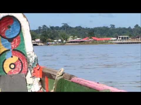 A Pirogue Trip to Suriname