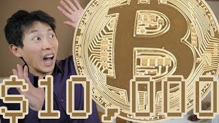 $10,000 Bitcoin: Is it a Bubble?