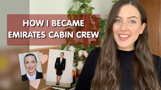 HOW I BECAME EMIŔATES CABIN CREW - MY EXPERIENCE   Applying, Open Day, Assessment Day & Interview.