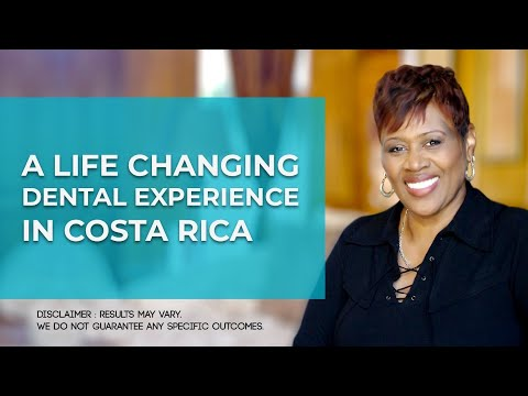 Low Cost Dental Tourism Vacation Costa RIca - Teeth Implant & Crowns