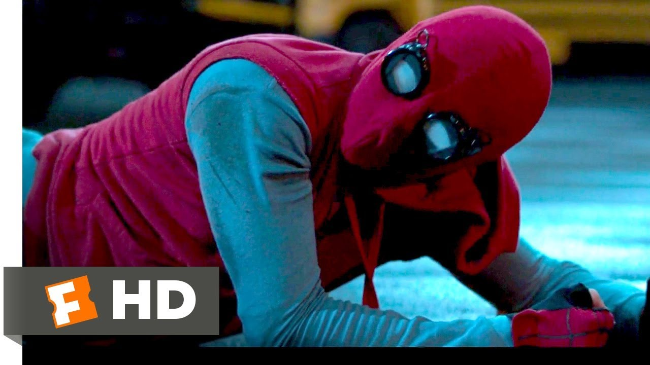 Download Spider-Man: Homecoming (2017) - Shocker's Revenge Scene (7/10) | Movieclips