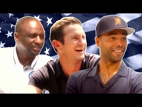 Tubes Meets America | Vieira, Lampard, Cole & more!