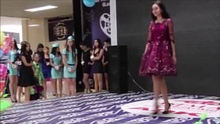 VIII Международный форум талантов, моделей и дизайнеров Казахстана 2016
