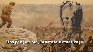 Turkish patriotic song: