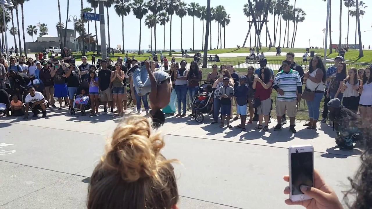 Venice Beach California Spring Break 2017
