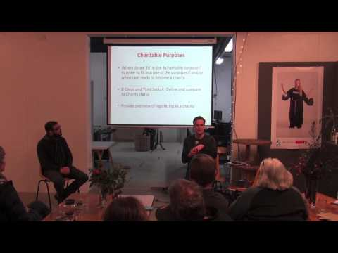 NZ Charitable Purposes - Video from Legal Mashup