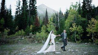 Big Cottonwood Canyon, Utah Bridal Session - Sarah + Stockton