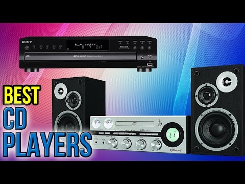 10 Best CD Players 2017