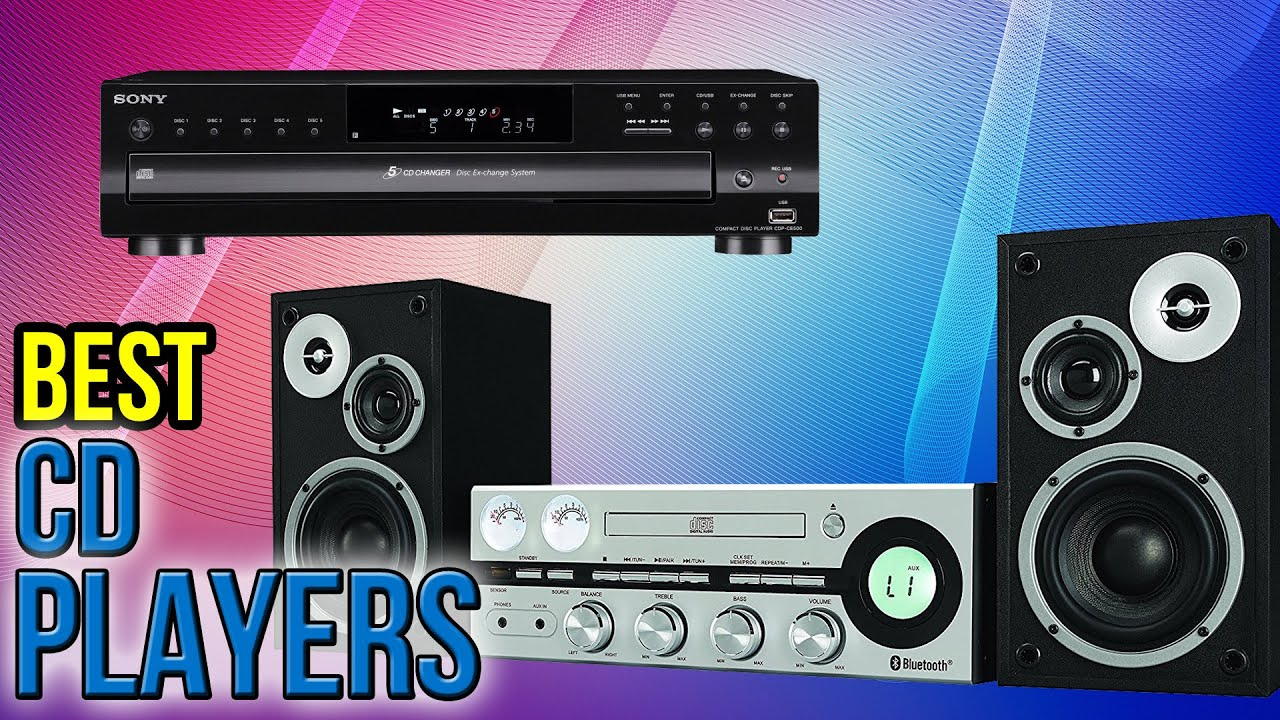 10 best cd players 2017 youtube. Black Bedroom Furniture Sets. Home Design Ideas