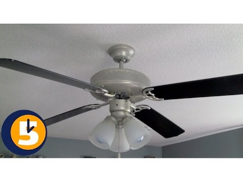 Renew your ceiling fan how to save 185 youtube youtube premium aloadofball Gallery