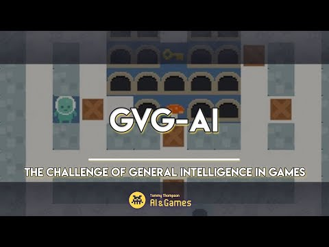 The Challenge of General Intelligence in Games | AI and Games