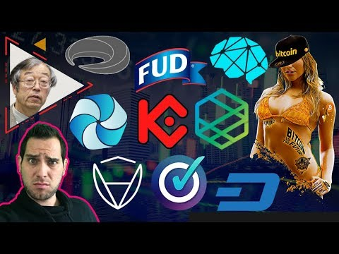 Blockchain Is NOT Sexy? Kucoin FUD 😱 $250K Hunt For Satoshi Nakamoto   Gold Vs $BTC   $KCS