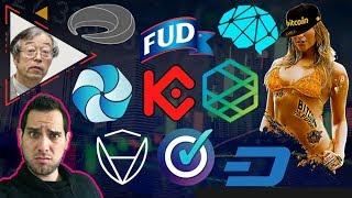 Blockchain Is NOT Sexy? Kucoin FUD 😱 $250K Hunt For Satoshi Nakamoto | Gold vs $BTC | $KCS